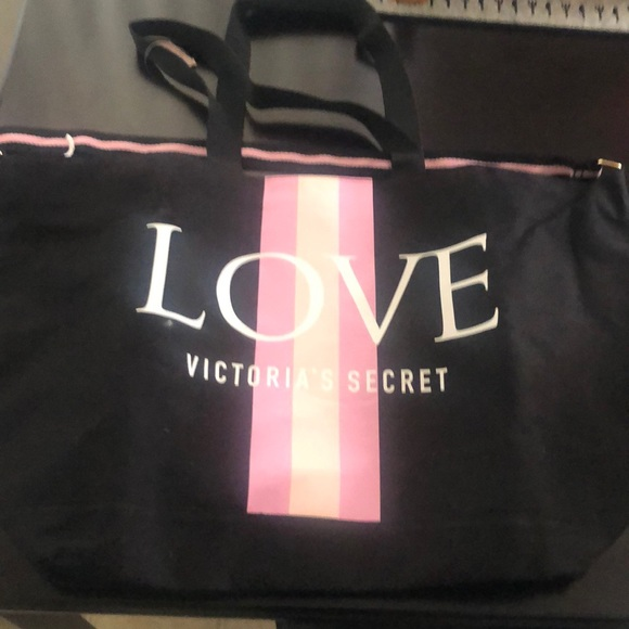 PINK Victoria's Secret Handbags - New VS over night, gym or anything bag.